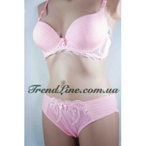 Комплект В Weiyesi № 98943 Розовый