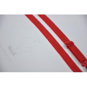 Бретели WeiyeSi  ширина - 10 мм Красный
