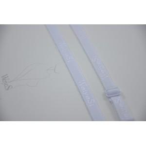 Бретели WeiyeSi  ширина - 10 мм Белый