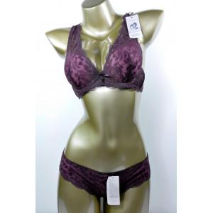 Комплект В Weiyesi № В961 Фиолетово-бордовый