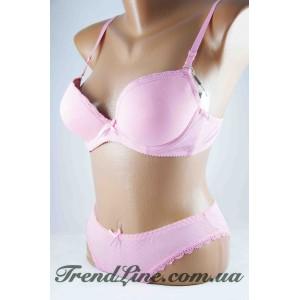 Комплект Weiyesi № В1236 Розовый