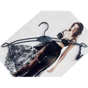 Металлическая вешалка для нижнего белья WeiyeSi  (тёмный хром) арт.222